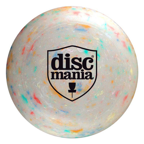 Recycled Throw and Catch Disc