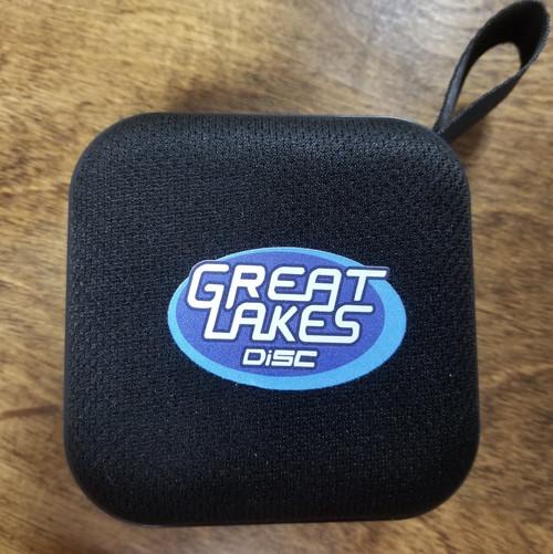 Great Lakes Disc Bluetooth Speaker