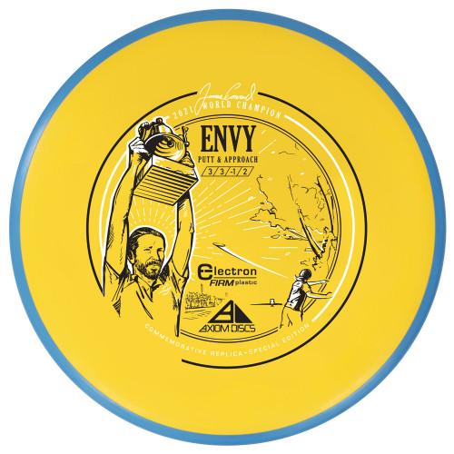 SE James Conrad Commemorative Firm Electron Envy
