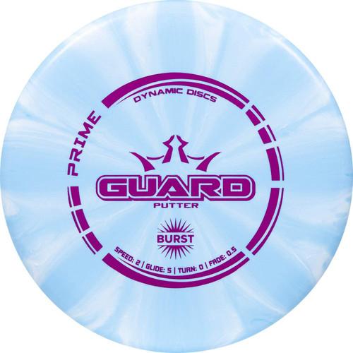 Prime Burst Guard