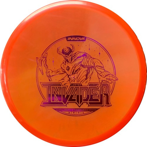 Luster Champion Invader
