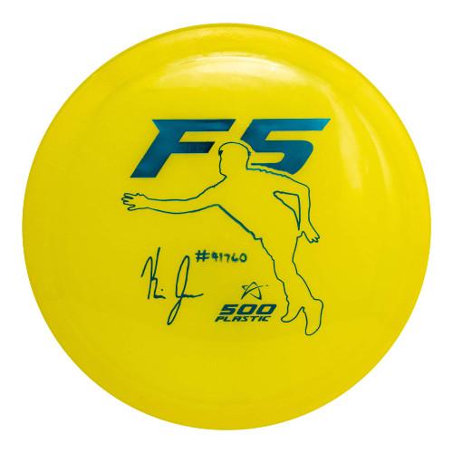 Kevin Jones 500 F5