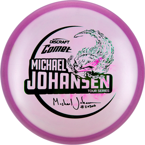 Michael Johansen Tour Series Comet
