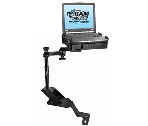 Panasonic Toughbook Mount For The Chevrolet S-10, S-10 Blazer, GMC Jimmy and Sonoma