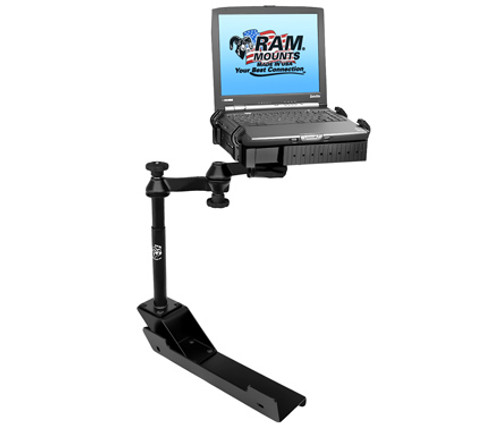 Panasonic Toughbook Mount For The Dodge Ram 1500, 2500, and 3500