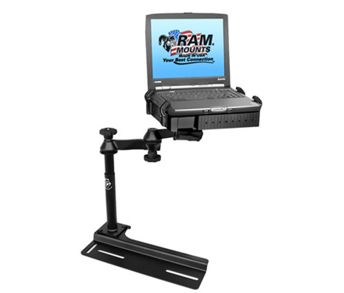Laptop Mount for Chevy Camaro, Kodiak, Crown Victoria Police Interceptor, GMC Topkick