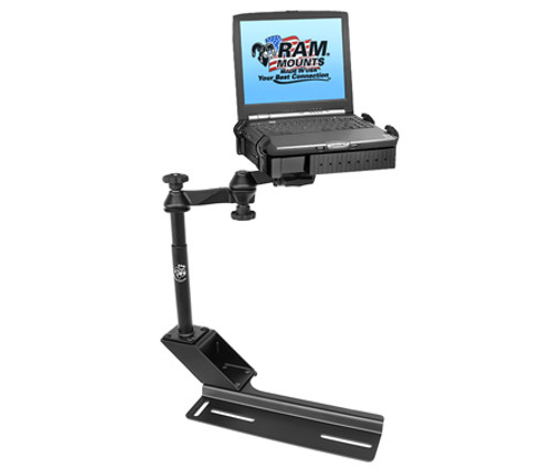 Toughbook Laptop Mount for the Buick Rendezvous and Dodge Sprinter Van