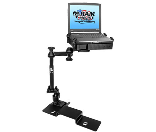Toughbook Laptop Mount for the Ford F-150 and Lincoln Mark LT