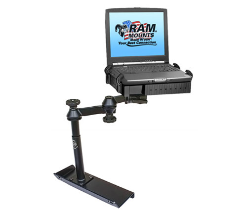 Panasonic Toughbook Mount For The Chevy Colorado and GMC Canyon Crew Cab