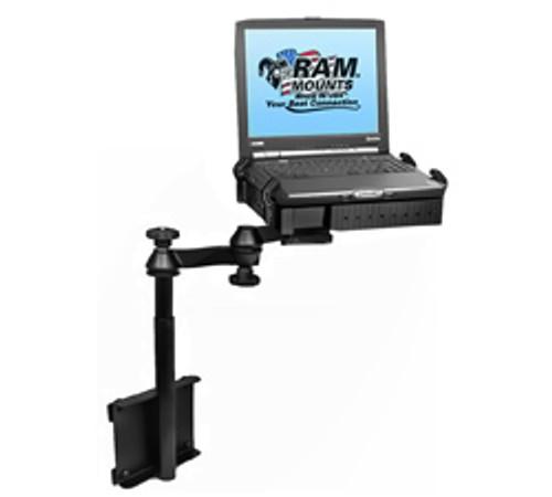 Panasonic Toughbook Mount, Drill Down, RAM-VBD-128-SW1