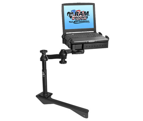 Panasonic Toughbook Mount for the Chrysler Aspen & Dodge Durango | RAM-VB-130-SW1