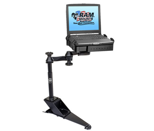 Panasonic Toughbook Laptop Mount for Toyota 4Runner and Toyota Tacoma