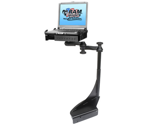 Panasonic Toughbook Laptop Mount for Semi Trucks with Seats Inc., Chair