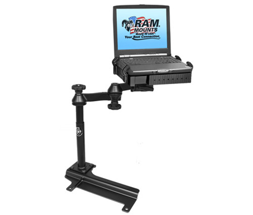 Panasonic Toughbook Laptop Mount for Jeep Wrangler