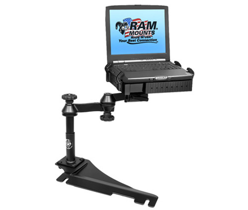 Panasonic Toughbook Laptop Mount for Chevrolet Impala with Non-Powered Seats
