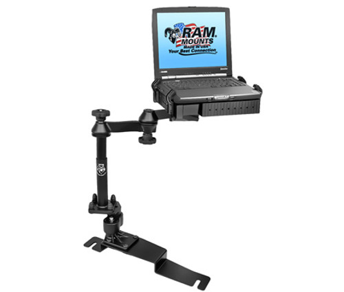 Panasonic Toughbook Laptop Mount for Ford Five Hundred, Freestyle, Taurus, & Mercury Montego