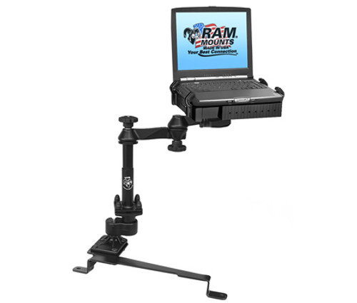Toughbook Vehicle Mount for the Acura MDX & Honda Pilot | RAM-VB-163-SW1