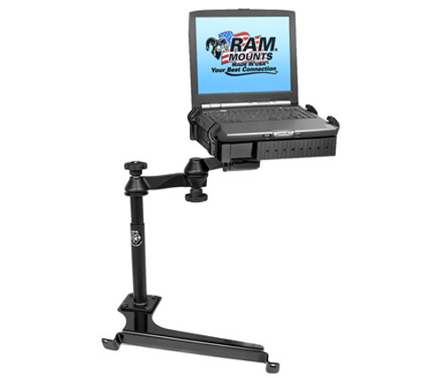 Panasonic Toughbook Laptop Mount for Ford Fusion, Lincoln MKZ, & Mercury Milan