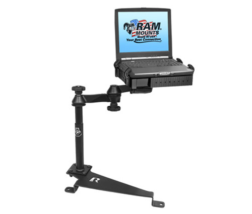 Toughbook Mount for the Ford Edge & Fusion | RAM-VB-172-SW1
