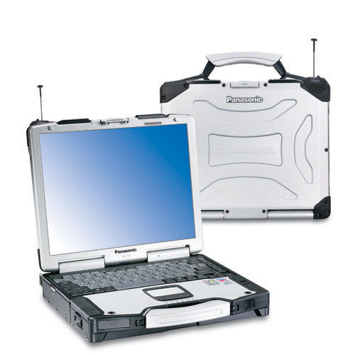 Refurbished Panasonic Toughbook 29 NON Touchscreen