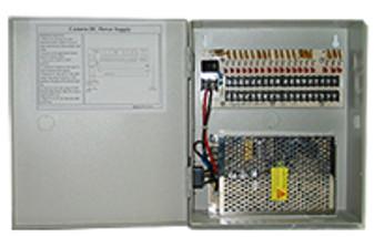 "One to Four Power Quad Splitter /""2.1mm Socket to 4 x 2.1mm Power Plug/"""