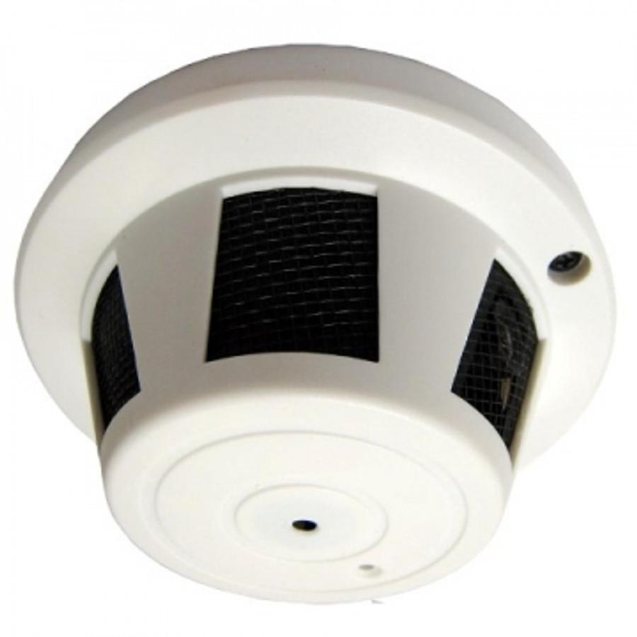 Full Hd 1080p 2mp Spy Hidden Camera Smoke Detector Cctv Security
