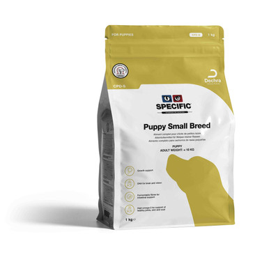 Puppy Small Breed CPD-S