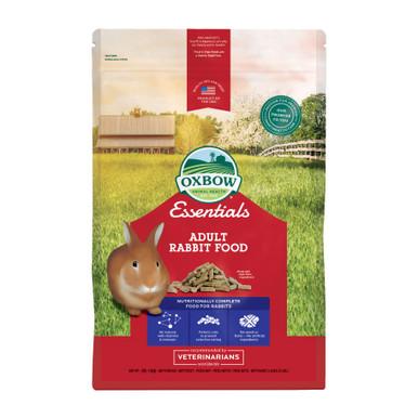 Kaninpellets för vuxna kaniner