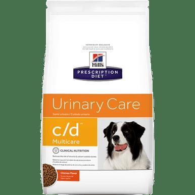 Prescription Diet c/d Multicare hundfoder kyckling