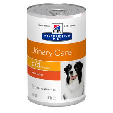 Prescription Diet c/d Multicare hundfoder med kyckling