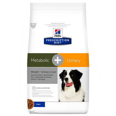 Prescription Diet c/d Multicare + Metabolic hundfoder