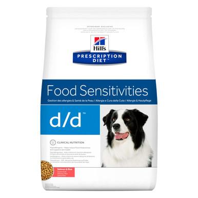 Prescription Diet Canine d/d Salmon & Rice