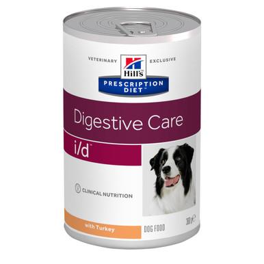 Prescription Diet i/d hundfoder med kalkon