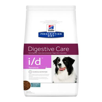 Prescription Diet i/d Sensitive hundfoder med ägg & ris