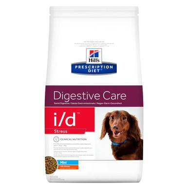 Prescription Diet i/d Stress Mini hundfoder med kyckling