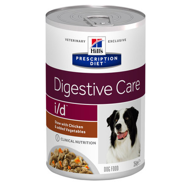 Prescription Diet i/d Stew hundfoder kyckling & grönsaker