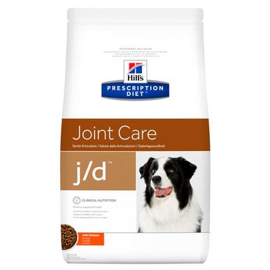 Prescription Diet j/d hundfoder med kyckling