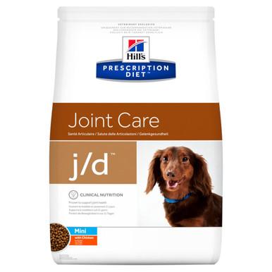 Prescription Diet j/d Mini hundfoder med kyckling