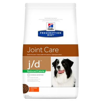 Prescription Diet j/d Reduced Calorie hundfoder med kyckling