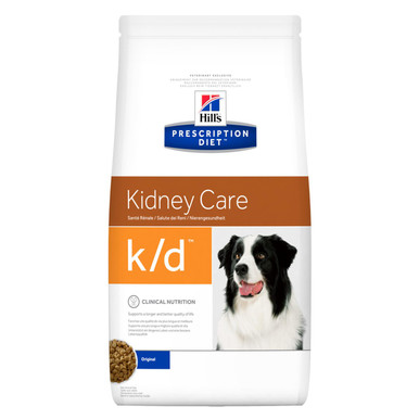 Prescription Diet k/d hundfoder