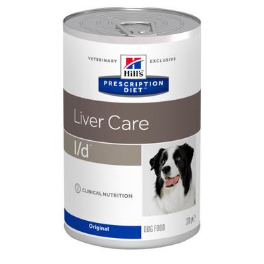 Prescription Diet  l/d hundfoder