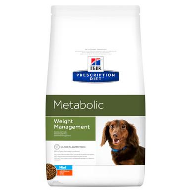 Prescription Diet Metabolic Mini hundfoder med kyckling