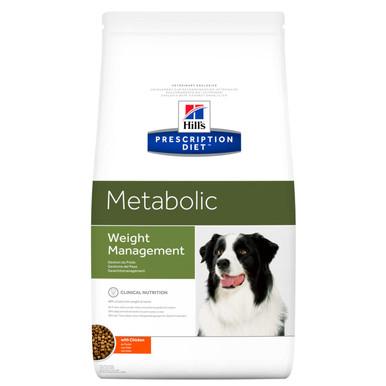 Prescription Diet Metabolic hundfoder med kyckling