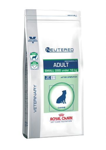 Veterinary Diets Small Dog Neutered Adult