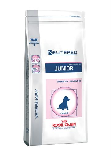 Veterinary Diets Neutered Junior