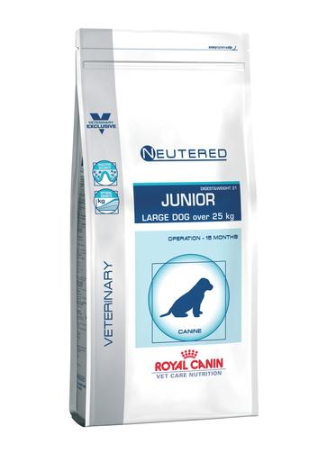 Veterinary Diets Large Dog Neutered Junior