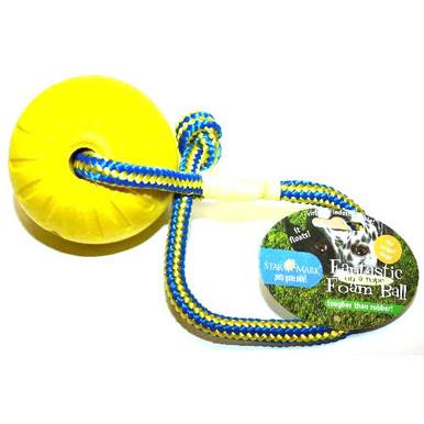 Foamball med rep