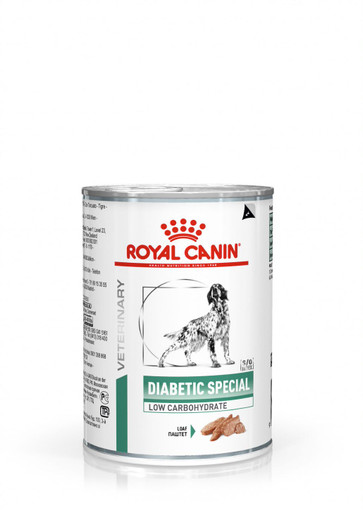 Veterinary Diets Weight Management Diabetic Special Low Carbohydrate Loaf Can
