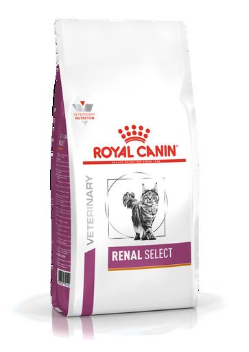 Veterinary Diets Renal Select Cat