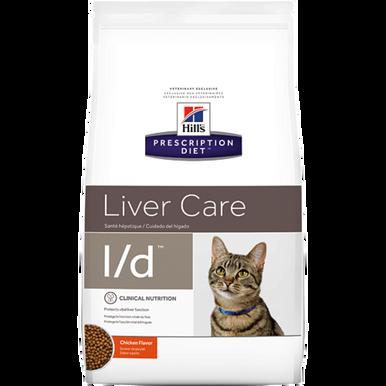 Prescription Diet l/d kattfoder med kyckling